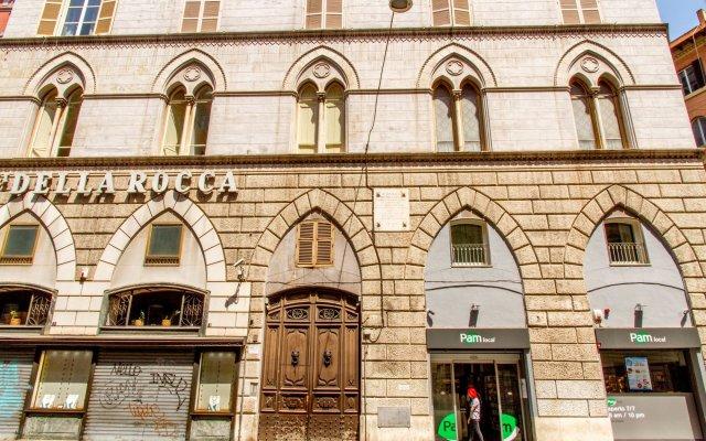 Отель Magister Италия, Рим - отзывы, цены и фото номеров - забронировать отель Magister онлайн вид на фасад
