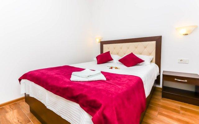 Отель Aqua Breeze Черногория, Будва - отзывы, цены и фото номеров - забронировать отель Aqua Breeze онлайн вид на фасад
