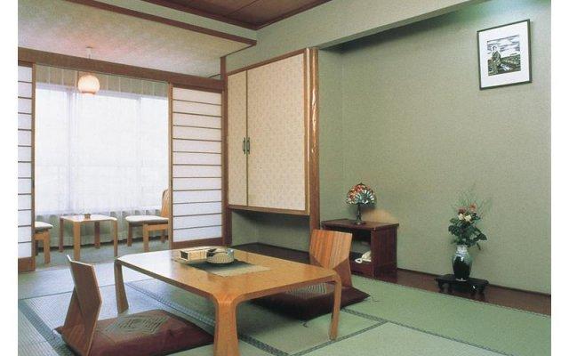 Hotel Harumoto Никко комната для гостей