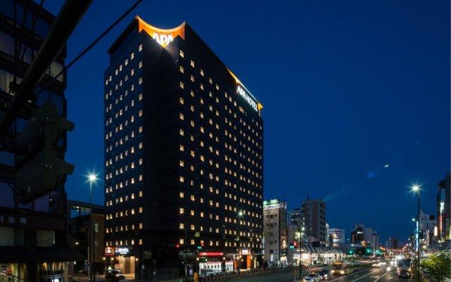 APA Hotel Sugamo Ekimae вид на фасад