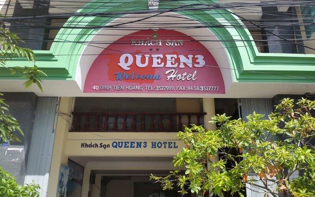Queen 3 Hotel Нячанг вид на фасад