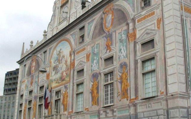 Отель Albergo Parigi Италия, Генуя - отзывы, цены и фото номеров - забронировать отель Albergo Parigi онлайн вид на фасад