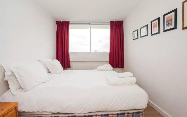 Отель 2 Bedroom Flat in Marylebone With Views Великобритания, Лондон - отзывы, цены и фото номеров - забронировать отель 2 Bedroom Flat in Marylebone With Views онлайн комната для гостей