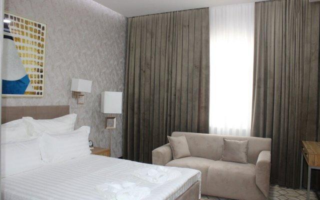Отель ZarafshanGrand
