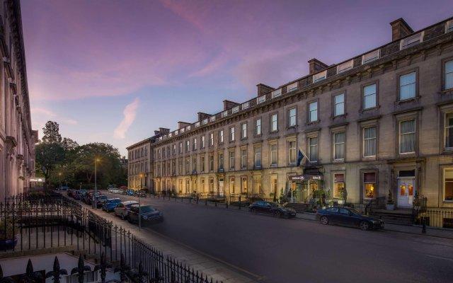 Отель Hilton Edinburgh Grosvenor вид на фасад