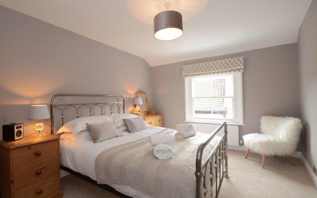Апартаменты Fossgate Luxury City Centre Apartment Йорк комната для гостей