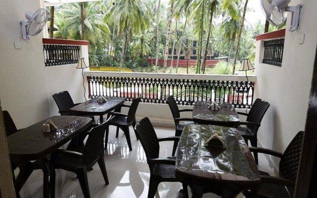 Отель Room Maangta 334 - Colva Goa Гоа балкон