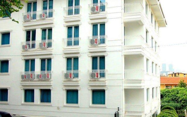 Malta Bosphorus Hotel Ortakoy вид на фасад