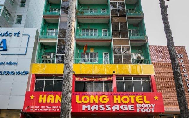 Отель OYO 139 Hanh Long вид на фасад
