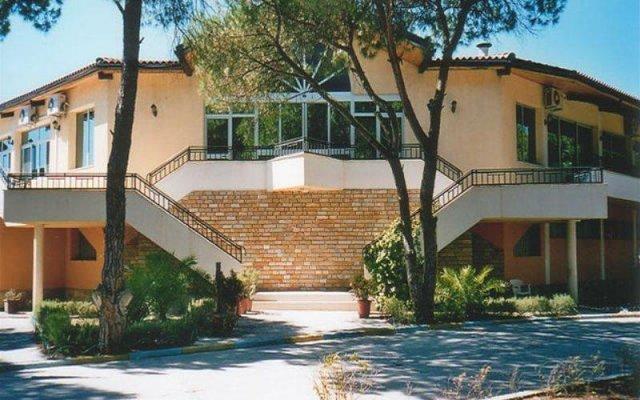 Отель Mak Albania Resort Голем вид на фасад