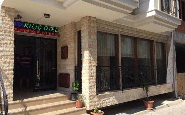 Datca Kilic Hotel вид на фасад