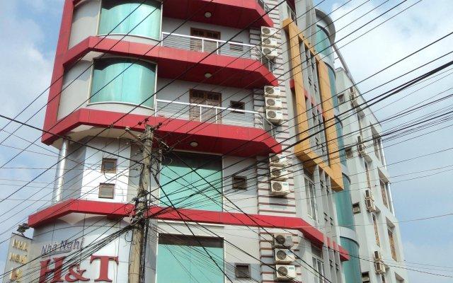Отель H&T Hotel Daklak Вьетнам, Буонматхуот - отзывы, цены и фото номеров - забронировать отель H&T Hotel Daklak онлайн вид на фасад