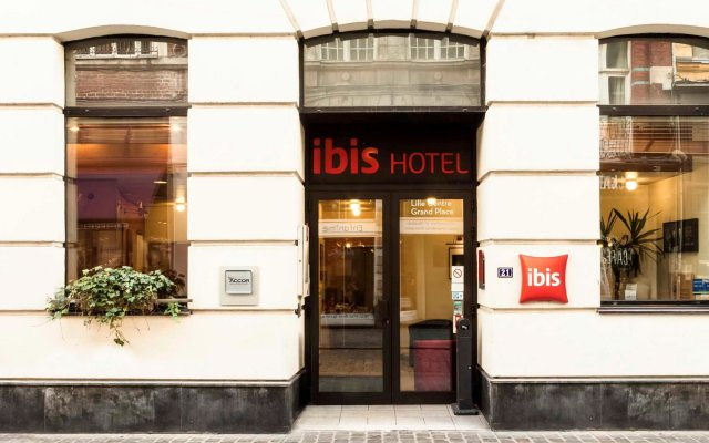 ibis Lille Centre Grand Place 0
