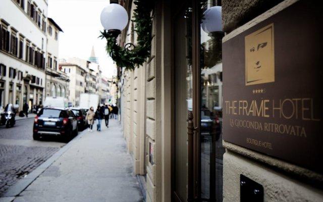 Отель The FRAME Hotel Италия, Флоренция - отзывы, цены и фото номеров - забронировать отель The FRAME Hotel онлайн вид на фасад