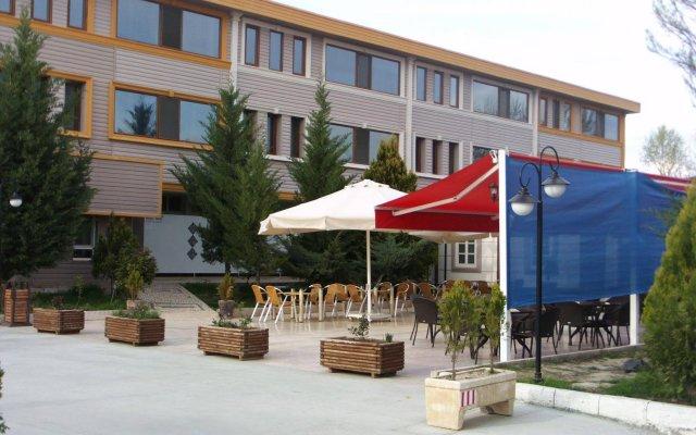 GÖZLEK THERMAL Турция, Амасья - отзывы, цены и фото номеров - забронировать отель GÖZLEK THERMAL онлайн вид на фасад