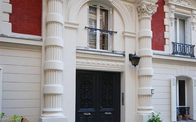 Отель Wagner Франция, Париж - отзывы, цены и фото номеров - забронировать отель Wagner онлайн вид на фасад
