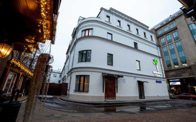 Гостиница Времена Года вид на фасад
