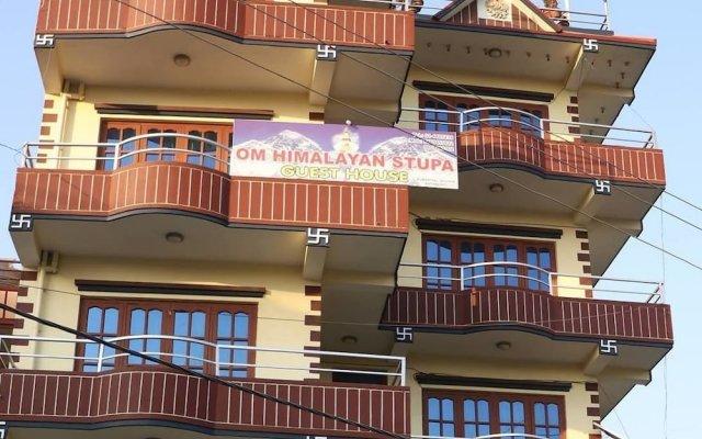 Отель OM Stupa Guest House Непал, Катманду - отзывы, цены и фото номеров - забронировать отель OM Stupa Guest House онлайн вид на фасад