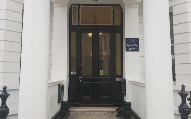 Отель Acacia Hostel Великобритания, Лондон - отзывы, цены и фото номеров - забронировать отель Acacia Hostel онлайн вид на фасад