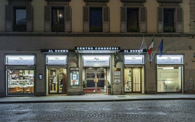 Отель Laurus Al Duomo Италия, Флоренция - 3 отзыва об отеле, цены и фото номеров - забронировать отель Laurus Al Duomo онлайн вид на фасад