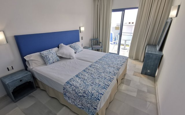 Отель Igramar Morro Jable Морро Жабле комната для гостей