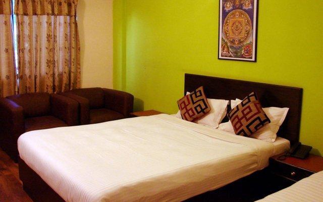 Отель Cascade Непал, Катманду - отзывы, цены и фото номеров - забронировать отель Cascade онлайн вид на фасад