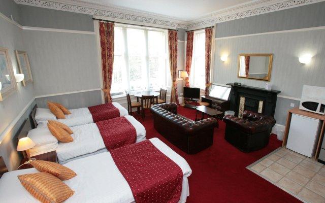 Отель City Apartments Великобритания, Глазго - отзывы, цены и фото номеров - забронировать отель City Apartments онлайн комната для гостей
