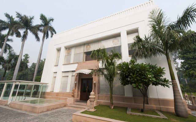 Отель The Imperial New Delhi вид на фасад