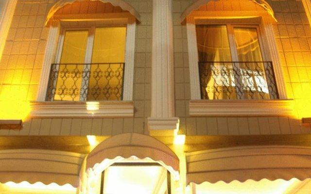 Pearl Hotel Istanbul вид на фасад