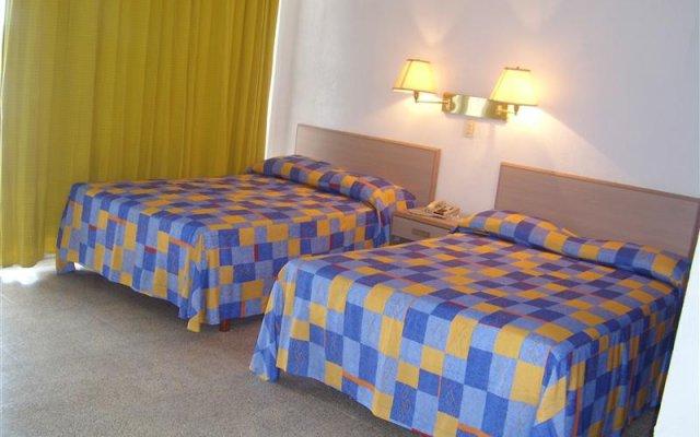 Caleta Hotel комната для гостей
