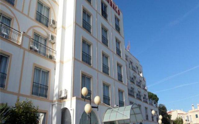 Hotel Mónaco вид на фасад