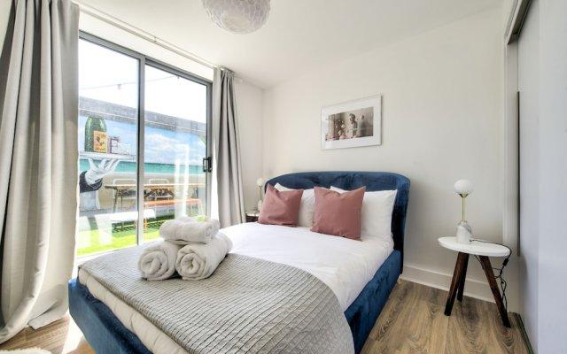 Отель Buchanan Street Apartment Великобритания, Глазго - отзывы, цены и фото номеров - забронировать отель Buchanan Street Apartment онлайн комната для гостей