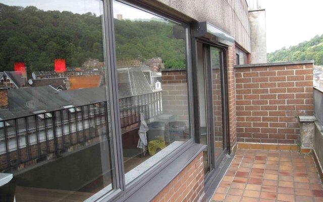 Апартаменты Le Jonruelle - 2 BR Apartment 5th Floor Private Parking Space - ZEA 39153 вид на фасад