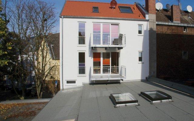 Отель Apartment11 Wartburg Кёльн вид на фасад