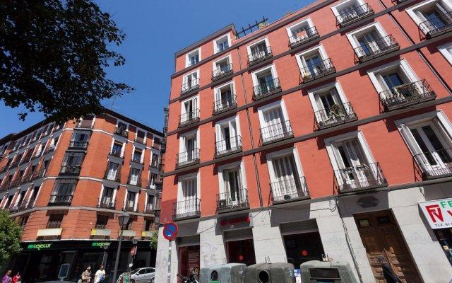 Отель Home Club Fuencarral I вид на фасад