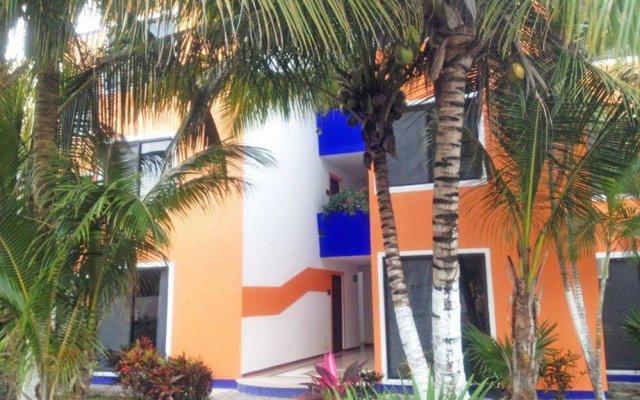 Отель Villa Tulum Hotel Италия, Рим - отзывы, цены и фото номеров - забронировать отель Villa Tulum Hotel онлайн вид на фасад