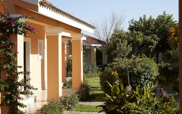 Отель Mayor Capo Di Corfu Сивота вид на фасад