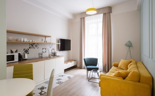 Zacisze Apartments By Habitan