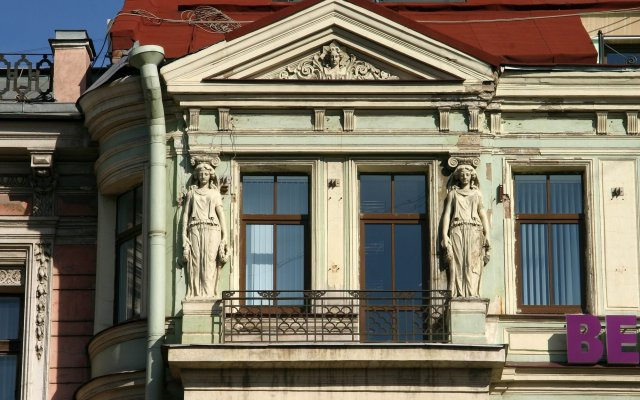 Гостиница Невский 98 в Санкт-Петербурге - забронировать гостиницу Невский 98, цены и фото номеров Санкт-Петербург вид на фасад