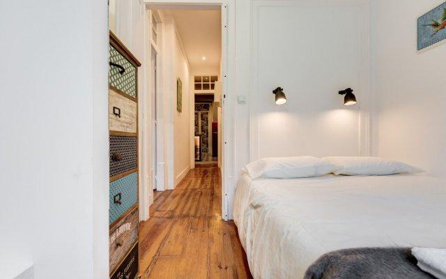 Отель Historical Gem in Baixa Португалия, Лиссабон - отзывы, цены и фото номеров - забронировать отель Historical Gem in Baixa онлайн комната для гостей