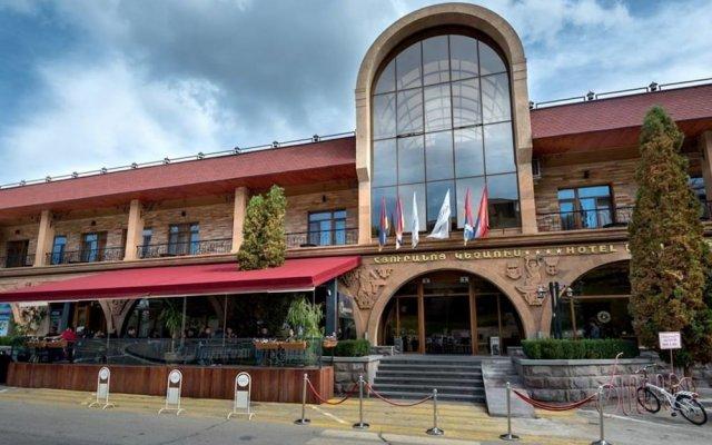 Kecharis Hotel and Resort вид на фасад