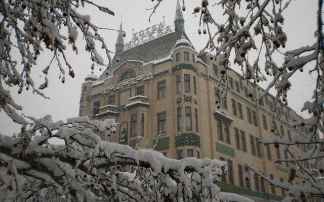 Отель Moskva Сербия, Белград - 2 отзыва об отеле, цены и фото номеров - забронировать отель Moskva онлайн вид на фасад