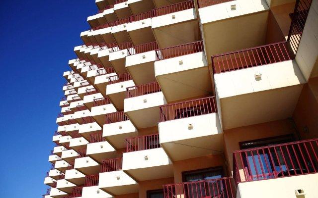 Hotel Angela вид на фасад
