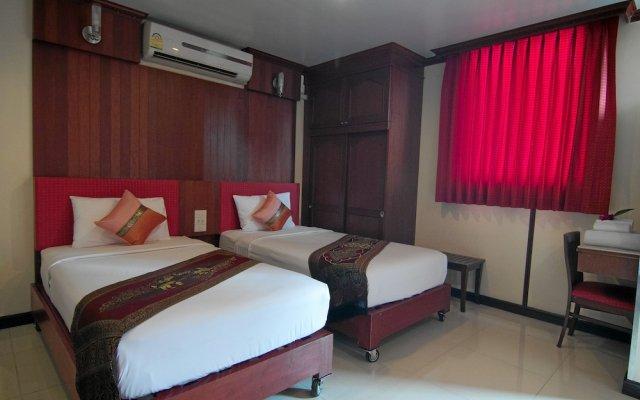 Отель Sky Inn 2 Бангкок комната для гостей