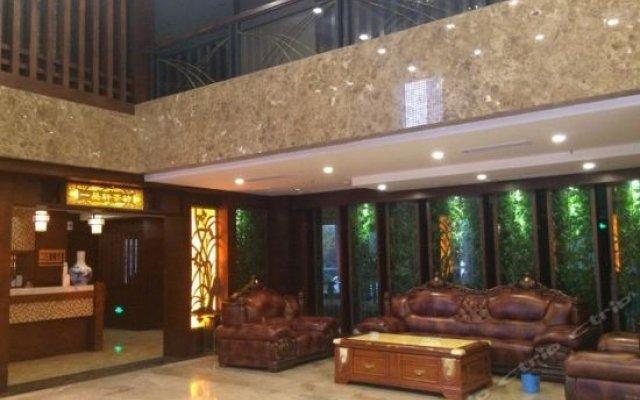 Jinxiu Baiyun Hotel интерьер отеля