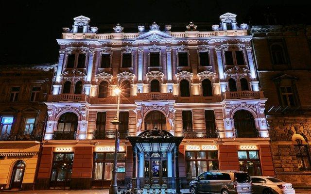 Grand Hotel Lviv Luxury & SPA вид на фасад