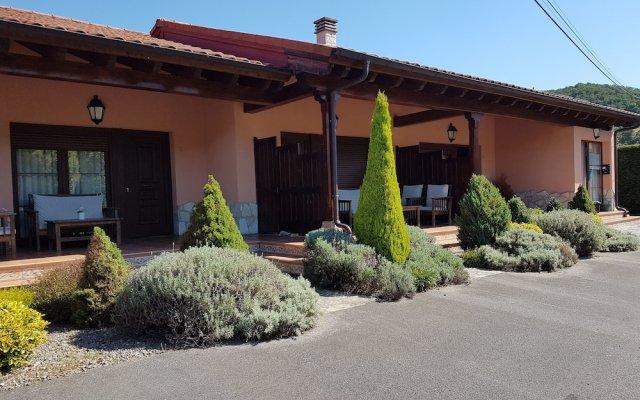 Отель Apartamento El Pedrayu вид на фасад