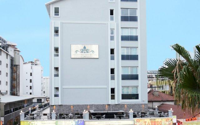 Отель Ozgur Bey Spa вид на фасад