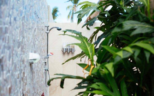 Отель Nanuya Island Resort вид на фасад