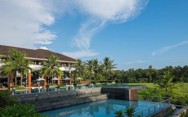 Отель Alila Diwa Goa бассейн